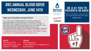 RRC Blood Drive 17