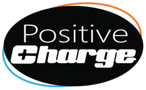 RRC Positive Charge logo