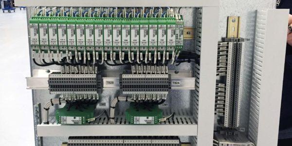 String Monitoring Panel